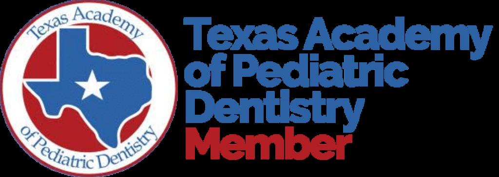 Texas Academy of pediatric dentistry member badge