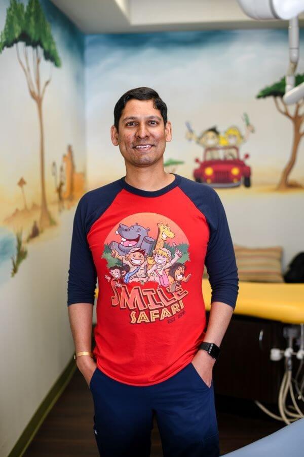 Pediatric Dentist Dr. Shanadi - Smile Safari
